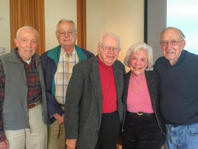 LIR committee members
