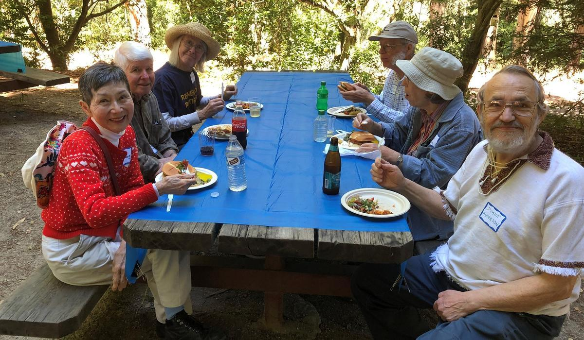 Renegade Retiree Picnic July 2019