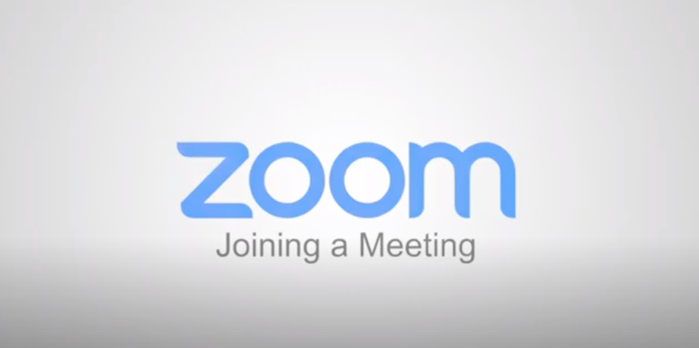 Video Link to Zoom Joining a Meeting on YouTube